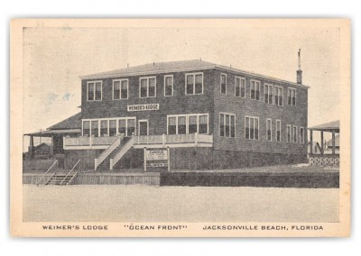 Jacksonville Beach, Florida, Weimer's Lodge