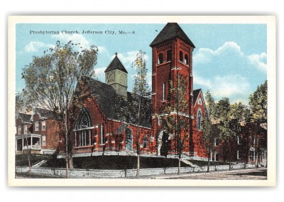 Jefferson City, Missouri, Presbyterian Church