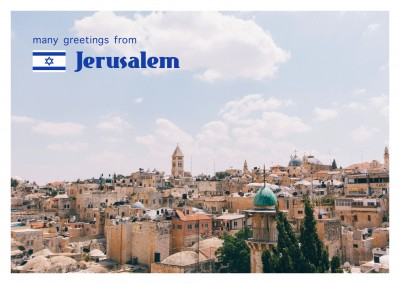 photo Jerusalem old town