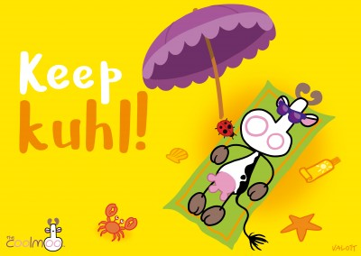 Keep Kuhl! - The CoolMoo