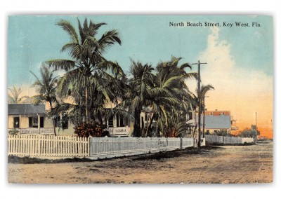 Key West, Florida, North Beach Street