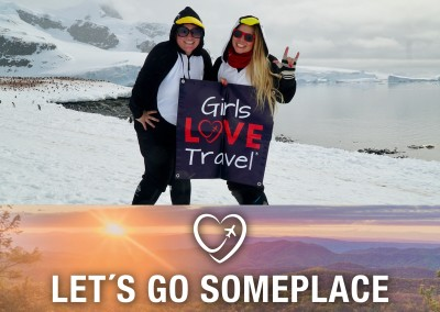 Girls LOVE Travel  Let's go someplace