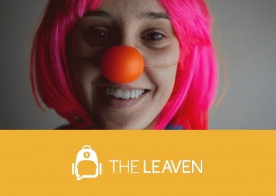 The Leaven Logo design