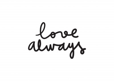 Love always