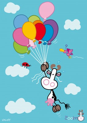 Luftballoon - The CoolMOo