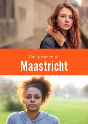 Maastricht  Horizonte in Dutch language