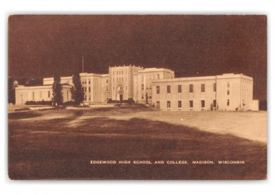Madison, Wisconsin, Edgewood High School and College