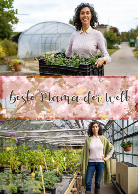 Over-Night-Design beste Mama der Welt
