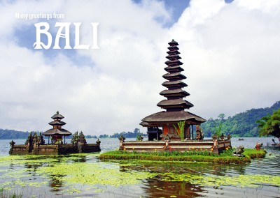 Pura Ulun Danu Bratan