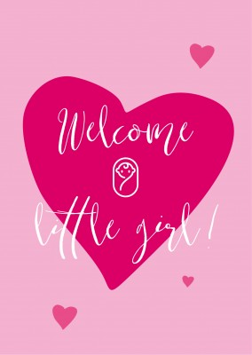 Meridian Design welcome little girl!