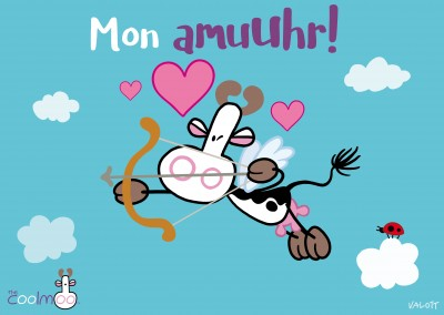 Mon amuuhr! - The CoolMoo