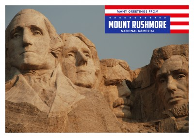 Foto Mt. Rushmore, Blackhills