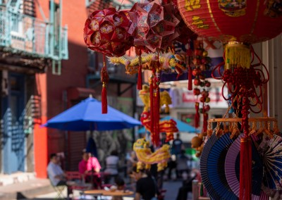 James Graf foto di New York Chinatown