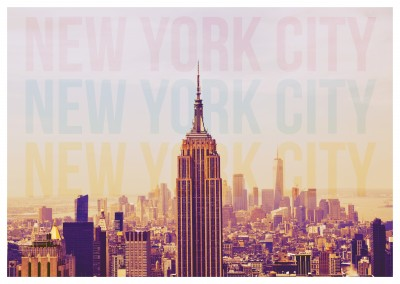 New York skyline foto