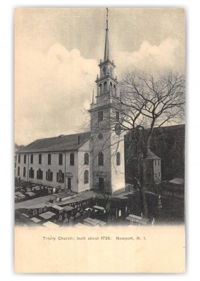 Newport, Rhode Island, Trinty Church
