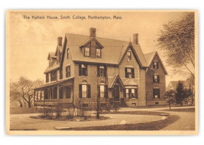 Northampton, massachusetts, The Hatfield House, Smith College