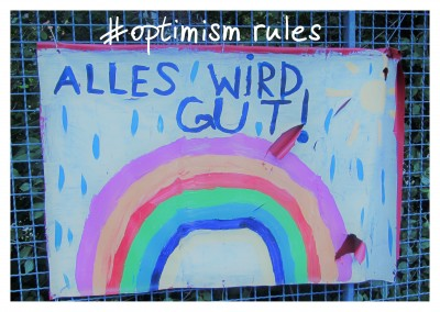 postcard #optimism rules