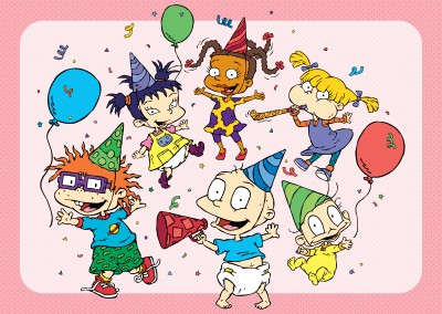 RUGRATS Birthday party!