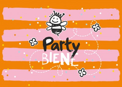 Happy Life Partybiene