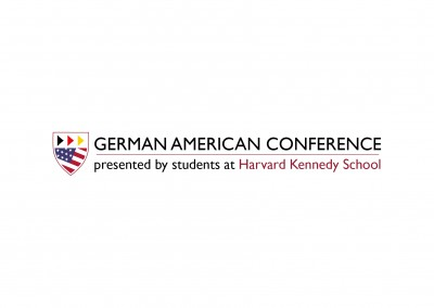 German American Conference plain white