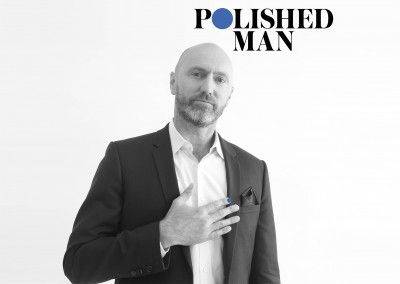 Polished Man - Nicholas Schifferle, M Moser & Associates
