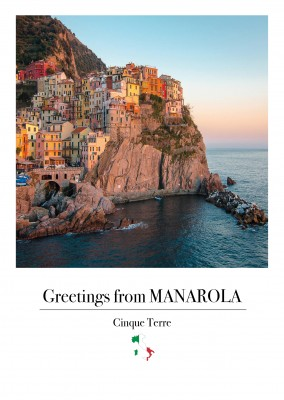Photo of Manarola, CInque Terre