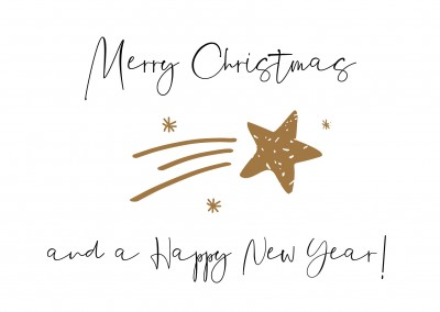 Meridian Design Merry Christmas and a Happy New Year