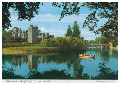 The John Hinde Archive Foto Ashford Castle