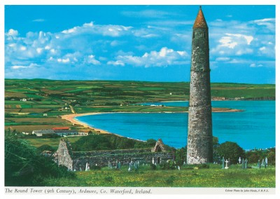 The John Hinde Archive Foto The Round Tower, Ardmore