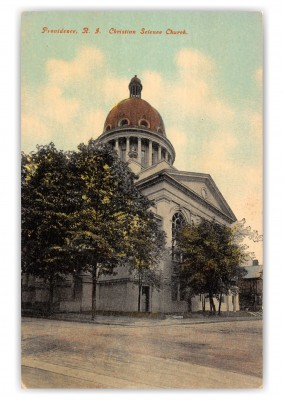 Providence, Rhode Island, Christian Science Church