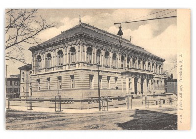 Providence, Rhode Island Public Library