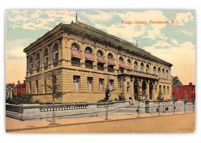 Providence, Rhode Island, Public Library