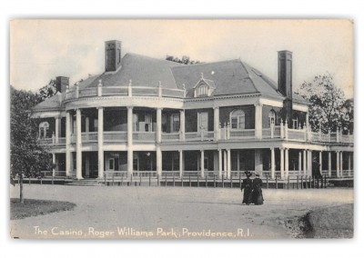 Providence, Rhode Island, The Casino, Roger Williams Park