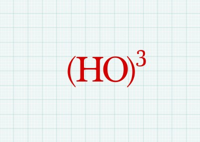 funny christmas card math geometric