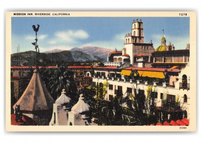 Riverside, California, Mission Inn