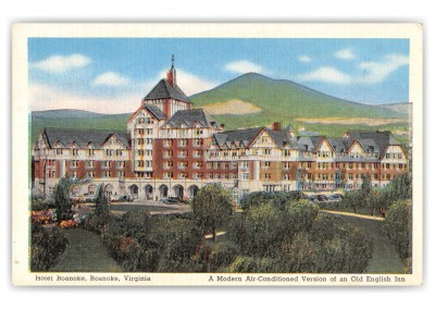 Roanoke, Virginia, Hotel Roanoke