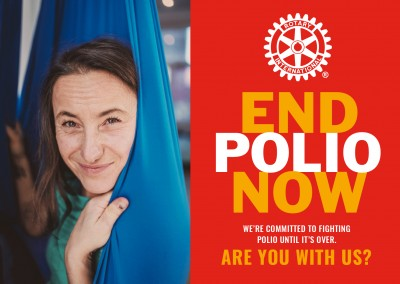 End polio now – Are you with us?