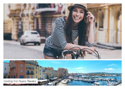 photo St. Tropez port