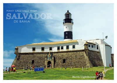 Salvador Barra Lighthouse