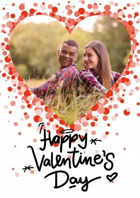 Modificabile Greetingcard per Valenitine giorno