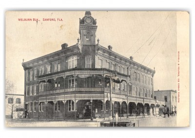 Sanford, Florida, Welburn Building