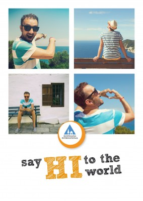 Hostelling International – say HI to the world