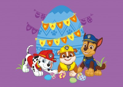 PAW Patrol Happy Easter