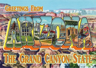 arizona-send-vintage-greeting-card-online