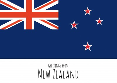 graphic flag New Zealand
