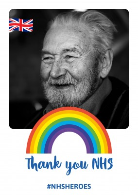 THANK YOU NHS #NHSHEROES