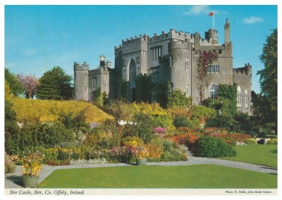 The John Hinde Archive photo Birr Castle, Offaly, Ireland