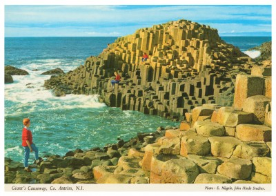 The John Hinde Archive photo Giant's Causeway