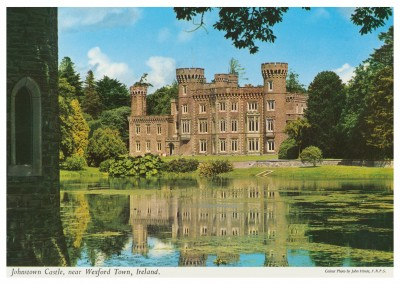 The John Hinde Archive photo Johnstown Castle near Wexford