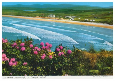 The John Hinde Archive photo The Strand, Rossnowlagh